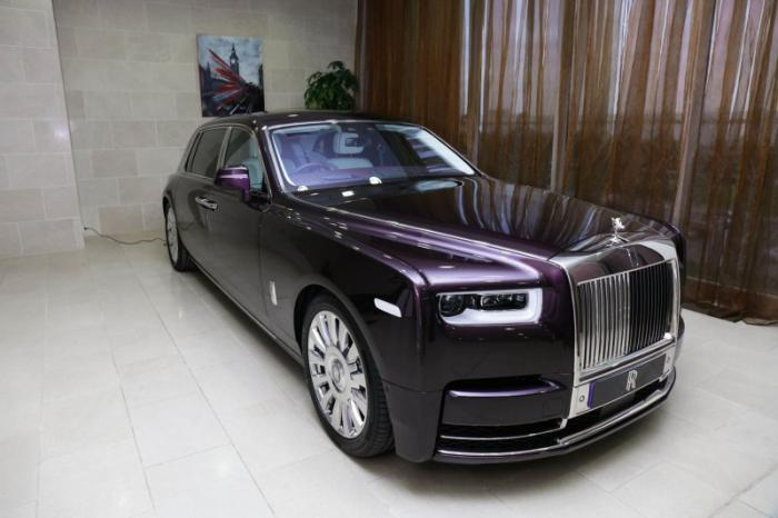 Новый Rolls-Royce Phantom за 37 миллионов рублей (19 фото)