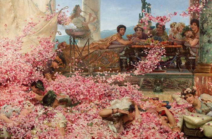 История парфюмерии (3 фото)