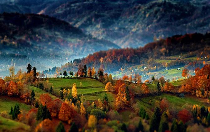 Сказочные места Румынии (19 фото)