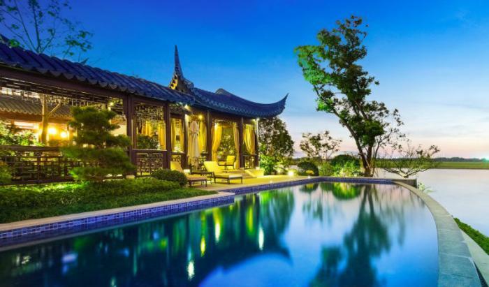Самый дорогой китайский дом (11 фото)