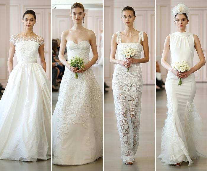 Какие свадебные платья в моде в 2017 году