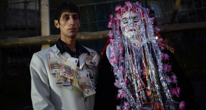 На свадьбе у мусульманских горцев в Болгарии (15 фото)