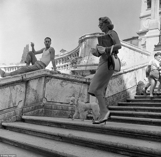 Италия 1950-х, в которую влюбился весь мир (24 фото)