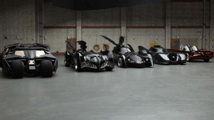 Batmobile - самые интересные машины Бэтмена (15 фото)