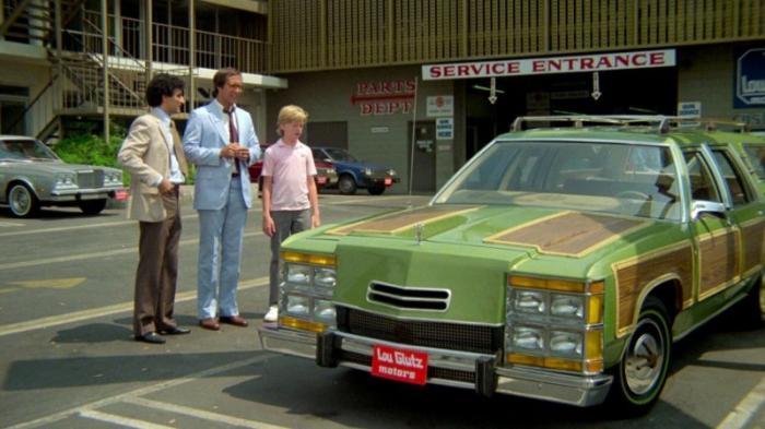 10 самых веселых автомобилей из голливудских кинофильмов (5 фото + 1 видео)