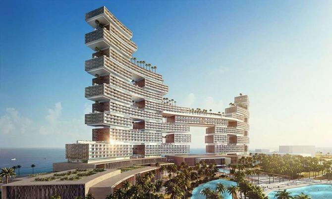 9 самых необычных отелей, которые вскоре будут построены (9 фото)