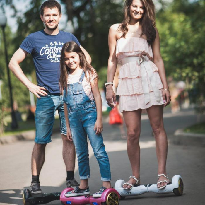 Как правильно выбрать гироскутер для ребенка (4 фото)