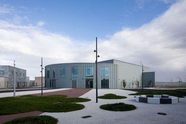Гуманная тюрьма с высокой степенью безопасности в Дании (29 фото)