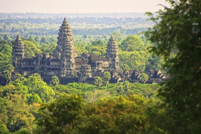 Юго?Восточная Азия: Таиланд, Вьетнам или Камбоджа (5 фото)