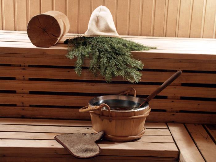 Как правильно париться в бане (5 фото)