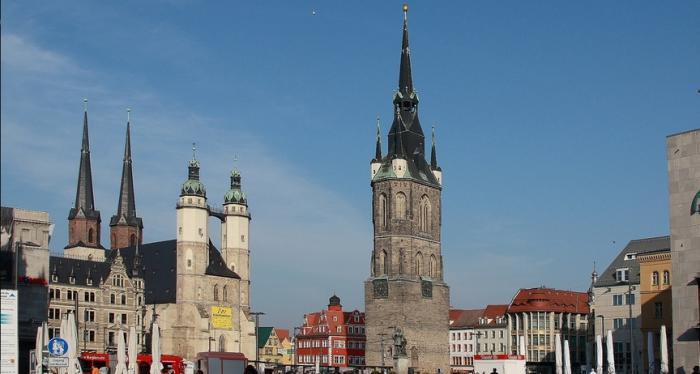 10 уникальных строений Германии (9 фото)