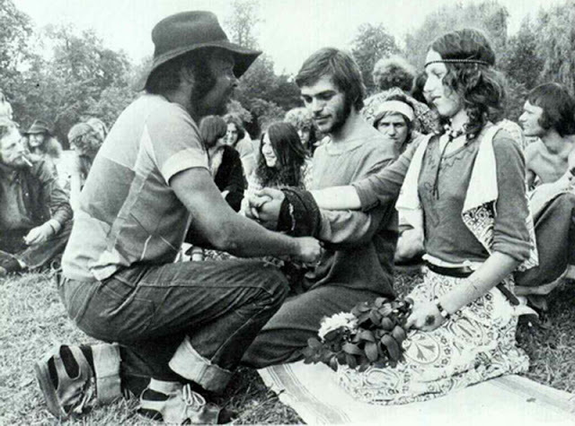 the politics and culture of the 1960s hippie movement