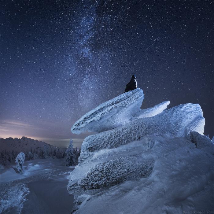 Русская зима: самые красивые уголки нашей страны (9 фото)
