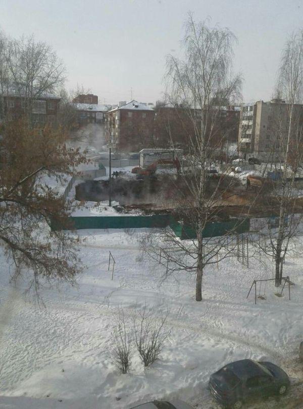 Строительные работы в Ижевске (2 фото)