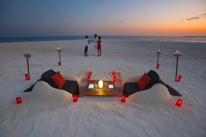 Cамый креативный курорт на Мальдивах (11 фото)