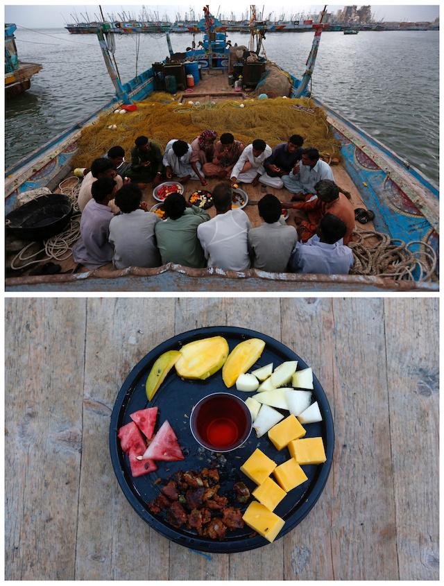 Что едят мусульмане во время Рамадана (16 фото)