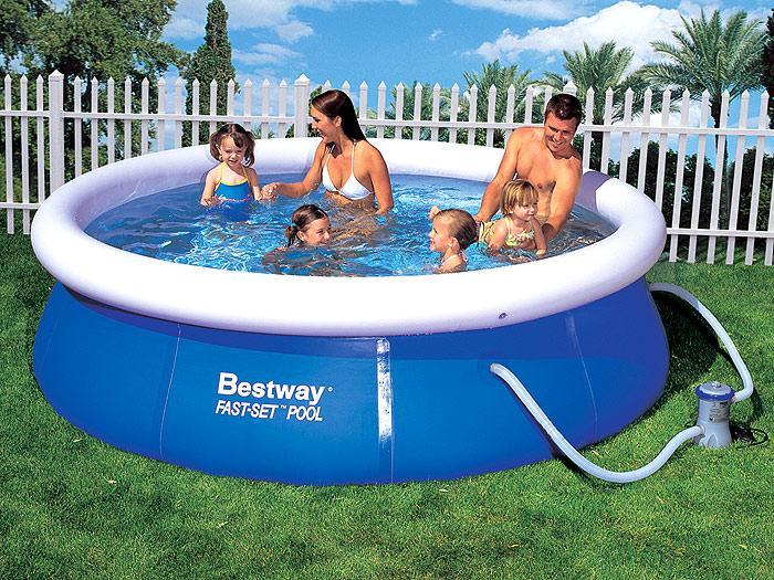 Как правильно выбрать надувной бассейн (4 фото)
