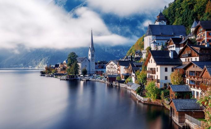 Самые красивые деревни мира (21 фото)