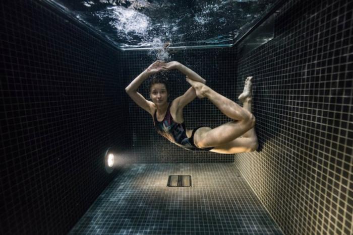 Подводные портреты людей (15 фото)