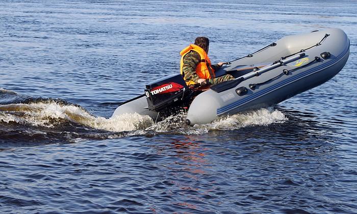 Качественные надувные лодки не всегда дорого! (5 фото)