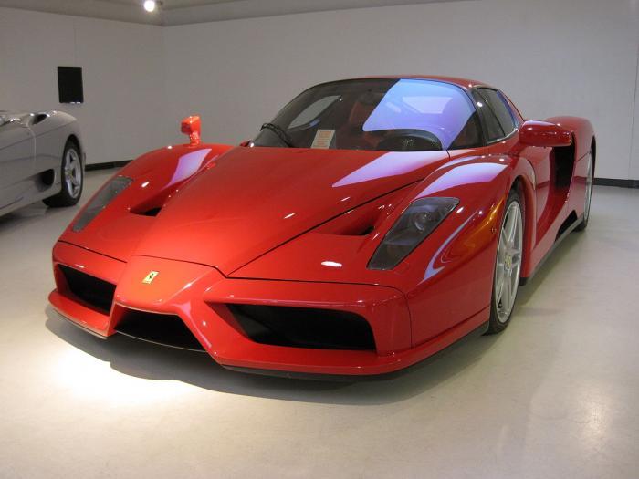 Десятка лучших Ferrari всех времен (10 фото)