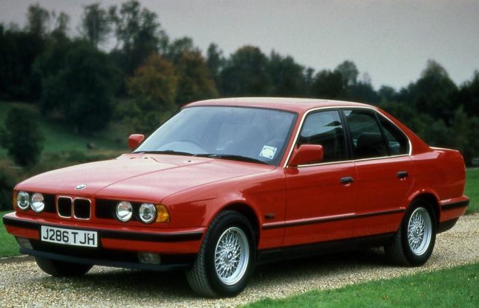 Лучшие BMW всех времен (8 фото)