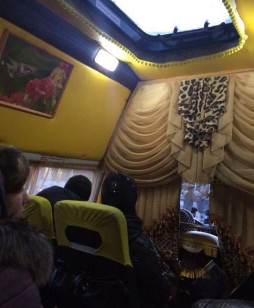 Маршрутка VIP-класса (2 фото)