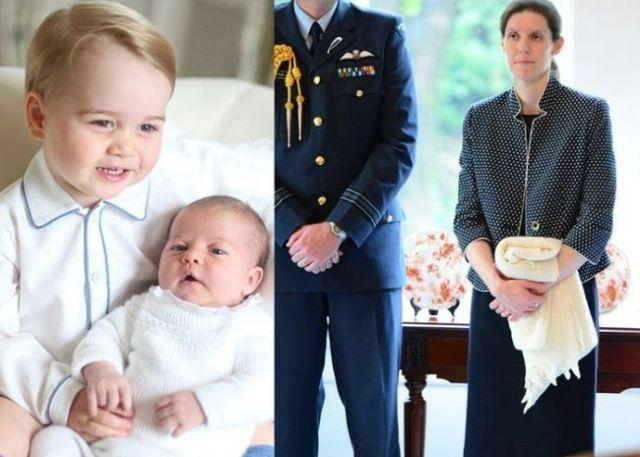 Как работают няни в королевской семье Великобритании (6 фото)