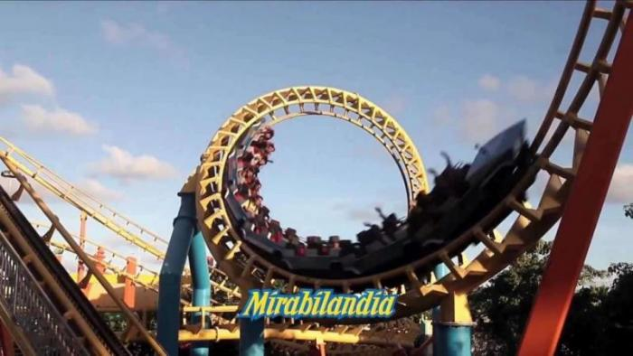 Эта забавная «Мирабиландия» (13 фото)