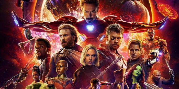 ТОП 3 фильма Marvel 2018 года (4 фото)
