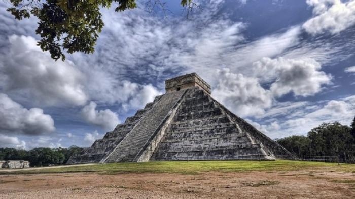 Безмолвное наследство индейцев майя (8 фото)