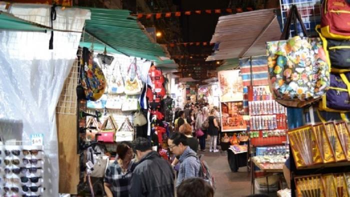 Ночные рынки и китайские кварталы (8 фото)