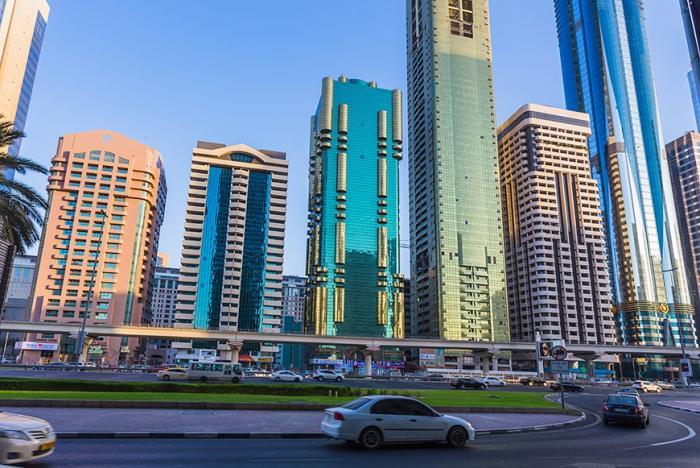 Самые известные сооружения Дубая: 5-ка лучших (5 фото)