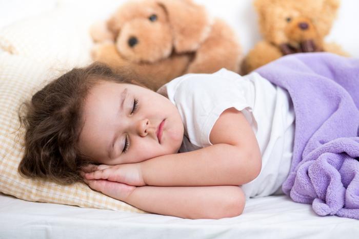Важные правила сна младенца (4 фото)