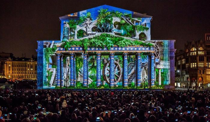 Фестивали света в мире (10 фото)
