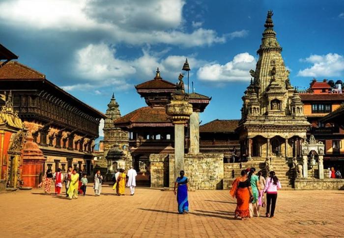Бхактапур – уголок древней цивилизации в современном мире (11 фото)