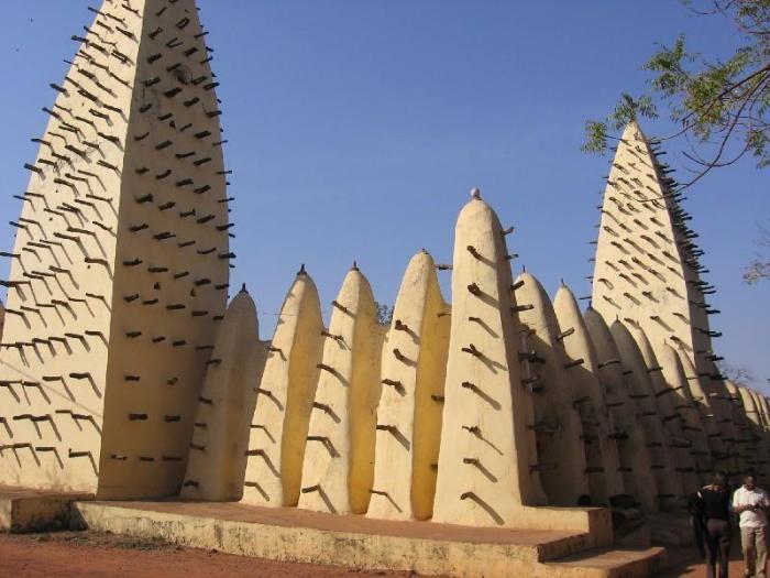 Самые интересные места Буркина-Фасо (5 фото)
