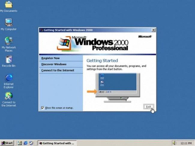 Как изменилась ОС Windows за 29 лет (14 фото)