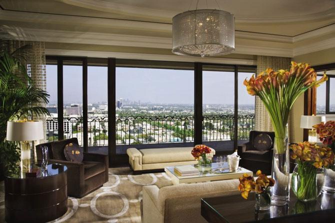 Отель Beverly Wilshire – от $20 000 за ночь (10 фото)
