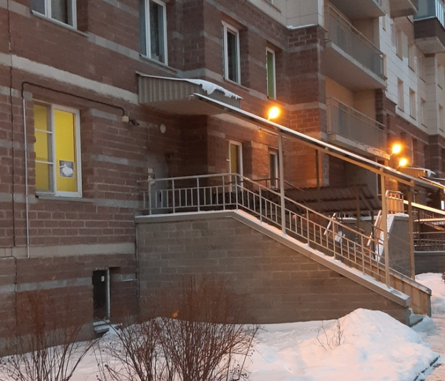Секретная китайская столовая в Санкт-Петербурге (5 фото)
