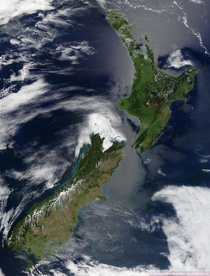 Путешествие в Новую Зеландию (37 фото)