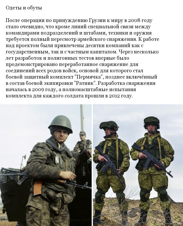 Армия России в стиле