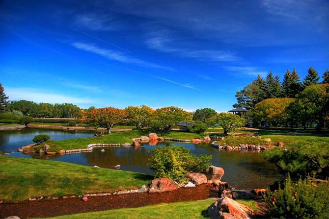 Японский сад Никка Юко (22 фото)