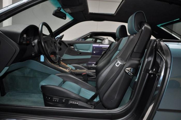 BMW 840Ci Individual E31 в превосходном состоянии продают в Голландии