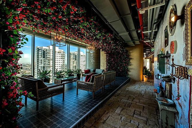 Новый офис Google в Тель-Авиве (67 фото)
