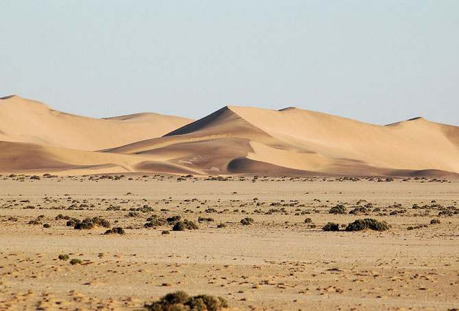 10 наименее изученных мест на Земле (10 фото)