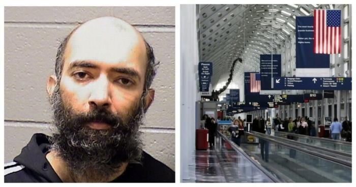 Американец побоялся заразиться COVID-19 в родном городе (4 фото)