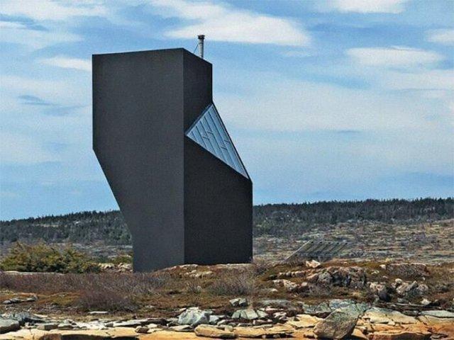 Необычные здания, которые всегда притягивают взгляды (15 фото)